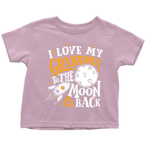 Image of I Love My Grandma To the Moon & Back