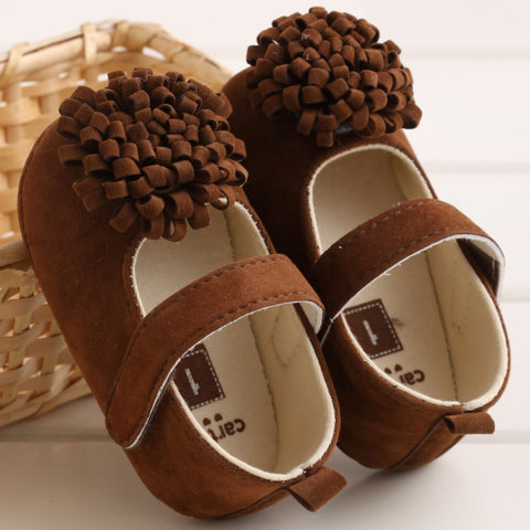 Soft Sole Mary Jane Shoes