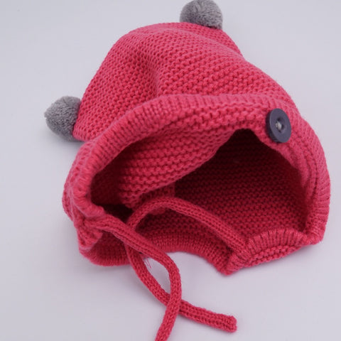 Image of Baby Crochet Mikey Hat