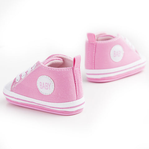 Image of Soft Sole Baby Sneakers