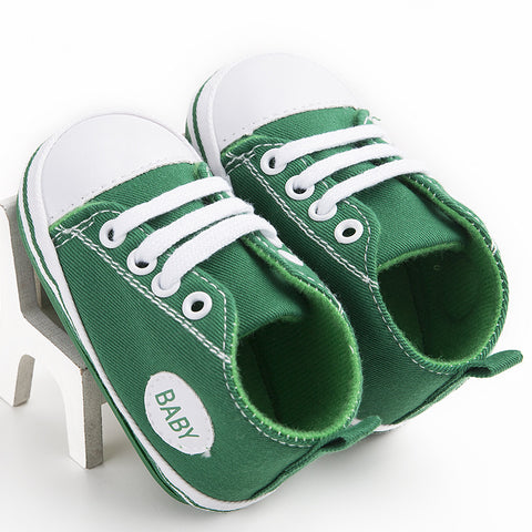 Soft Sole Baby Sneakers