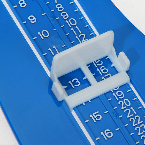 Image of Baby Shoe Size Measuring Ruler