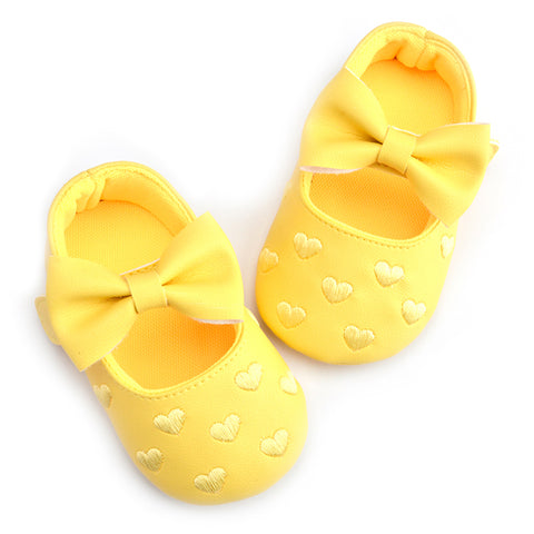 Image of [Promotion] Baby Heart Moccasins