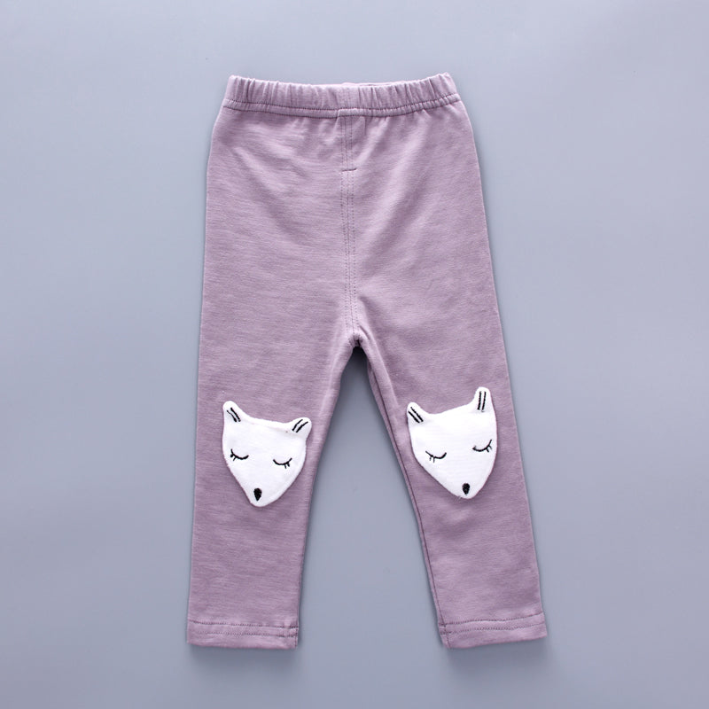 The Fox Set For Girl (Shirt+Pants+Bag)