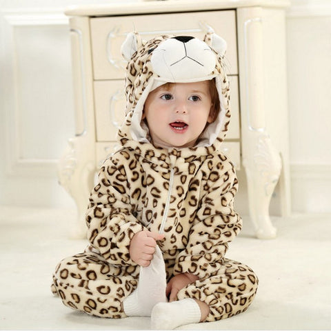 Animal Romper Suit