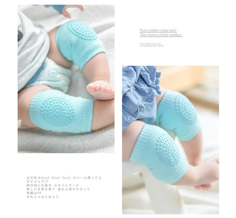 Baby Knee Pads (5-pair pack)