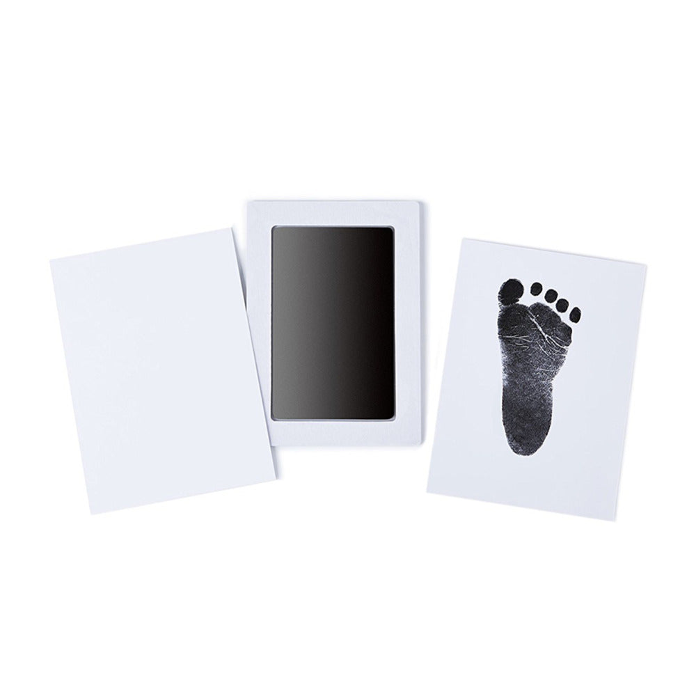 Inkless Foot and Hand Print