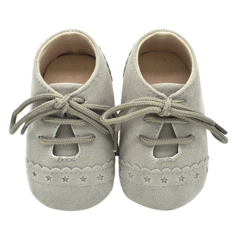 Baby Leather Moccasins