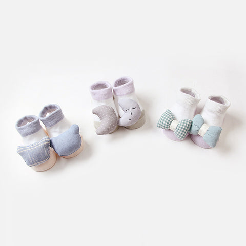 Image of Baby Boy & Girl Non-slip Socks