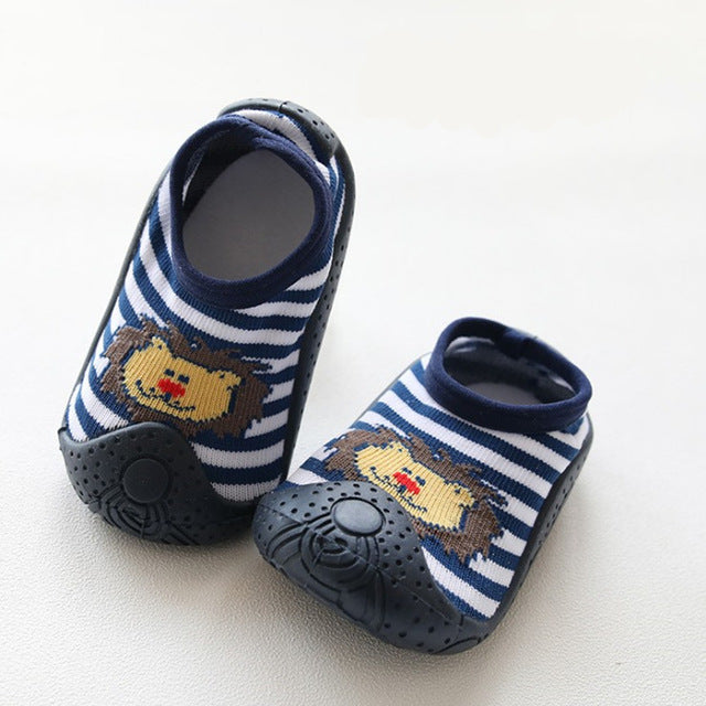 Early Days- Anti-Slip Shoe (Rubber Bottom) 0-24 Month