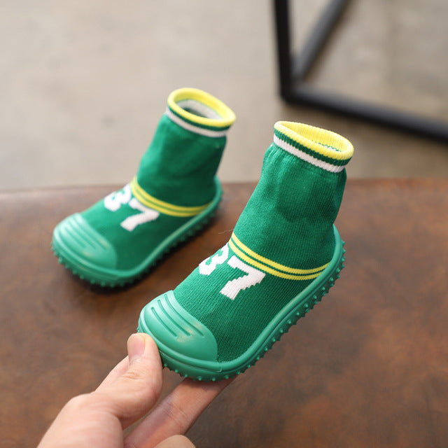 Sports Fan Anti-Slip Baby Shoes