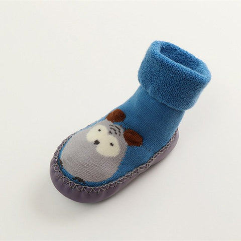 Image of Baby First Walker Anti-slip Socks