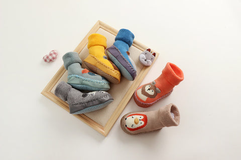 Baby First Walker Anti-slip Socks