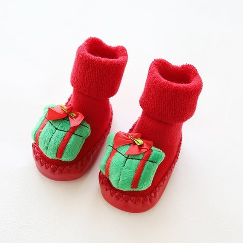 Image of Christmas Non-slip Socks
