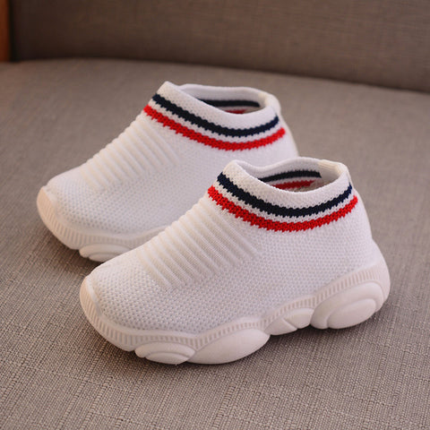 Early Days - Baby First Walker Loafers Sneakers (robber bottom)