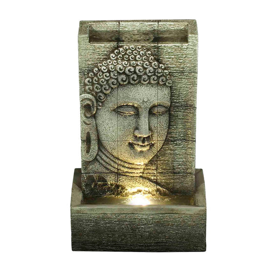 Calming Buddha Fountain
