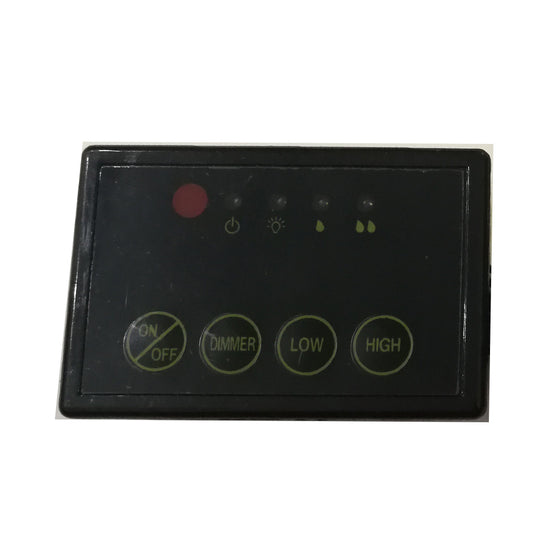 Forte SD Series - Onboard Control Panel