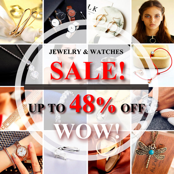 WOW! Sale! Products JEWELRY & WATCHES
