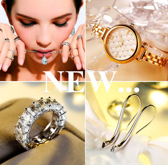 Newest Products JEWELRY & WATCHES