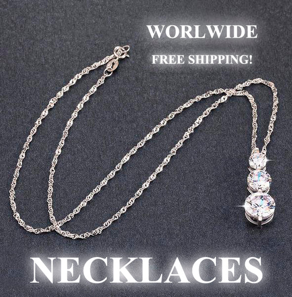NECKLACES worldwide shipping