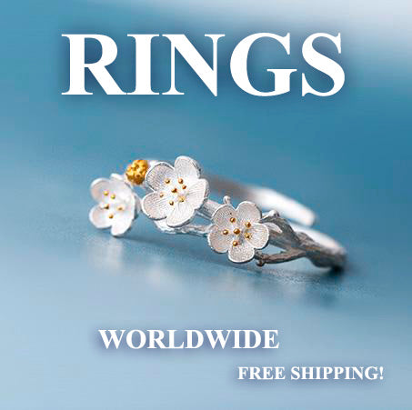 RINGS Express shipping (3 days) only for USA .