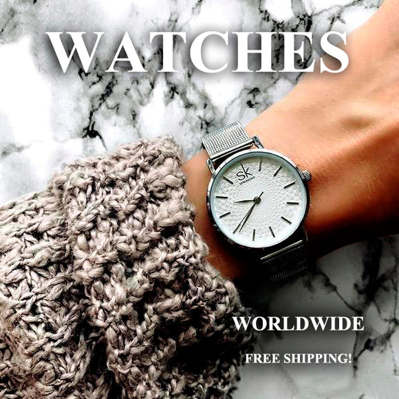 WATCHES worldwide shipping