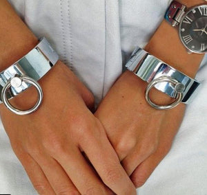 Rock style adorable bangle