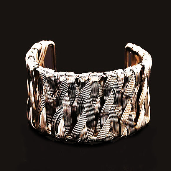 Fashion cuff open bracelet