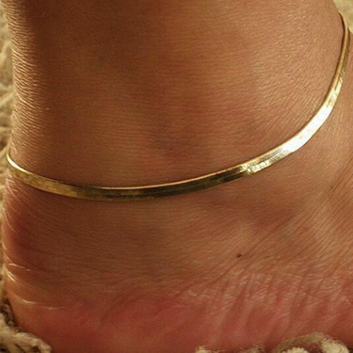 Sexy chain anklet bracelet
