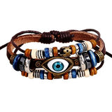 Handmade turkish eye bracelet