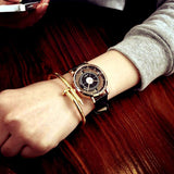 Unique design casual watches