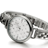 Luxury watches with crystals