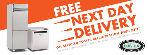 Foster Free Next Day Delivery