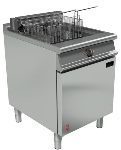 Falcon Single Pan, Twin Basket Fryer : E3860