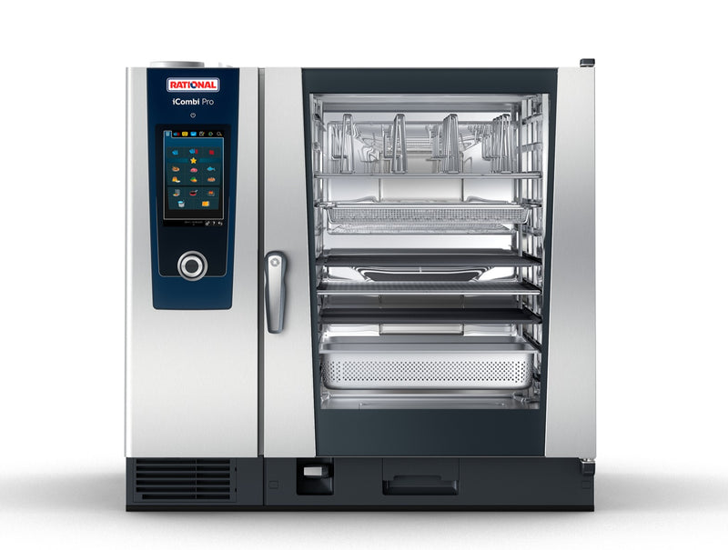Rational 10 Rack iCombi Pro Gas 10-2/1