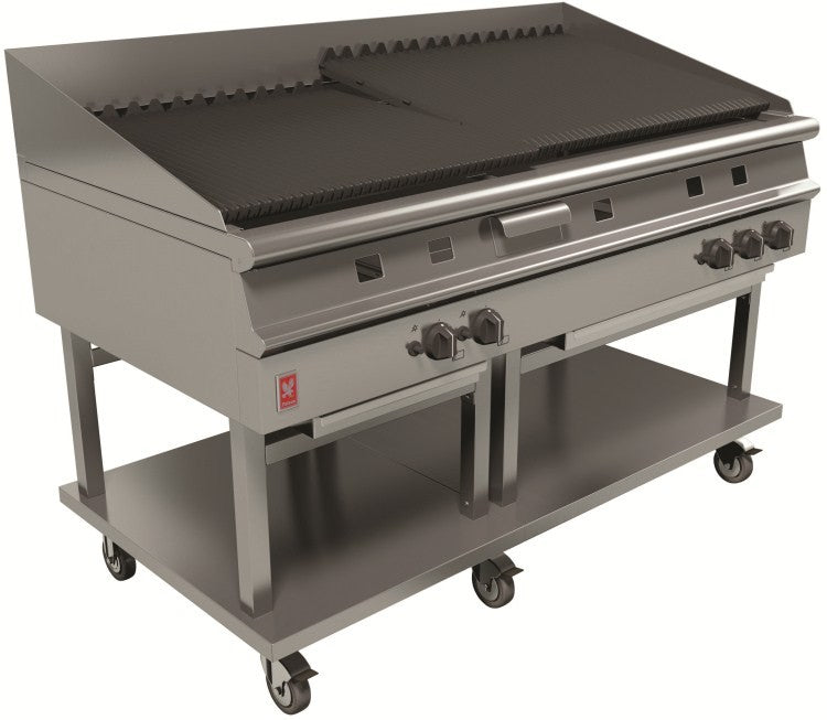 Falcon Radiant Chargrill on Fixed Stand : G31525