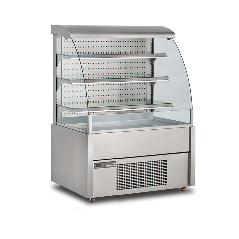 Foster Assisted Closed Front Refrigerated Display FDC1200C