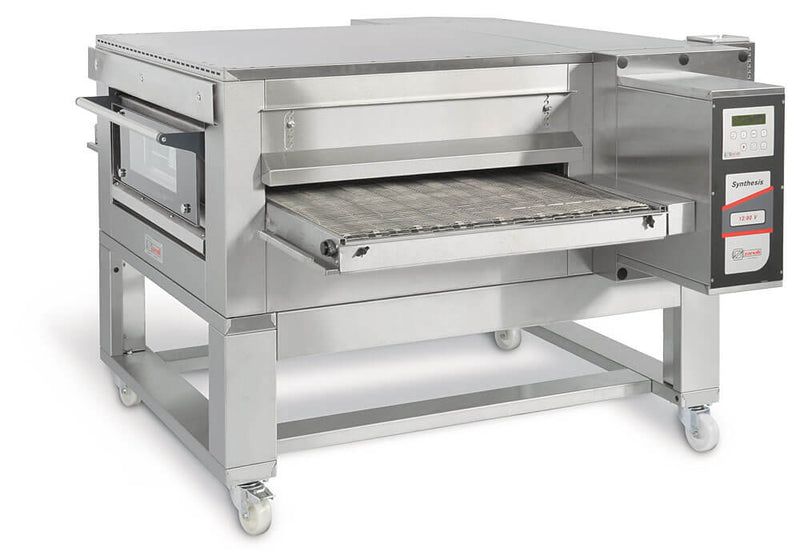 "Zanolli Synthesis Electric Conveyor Oven 32"" Belt 12/80V E"