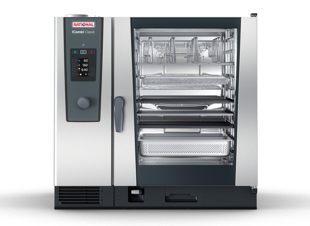 Rational 10 Rack iCombi Classic Gas 10-2/1