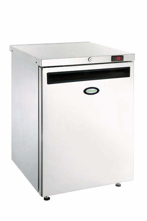 Foster HR 150 One Door Undercounter Fridge 150 litre : HR150 13-102