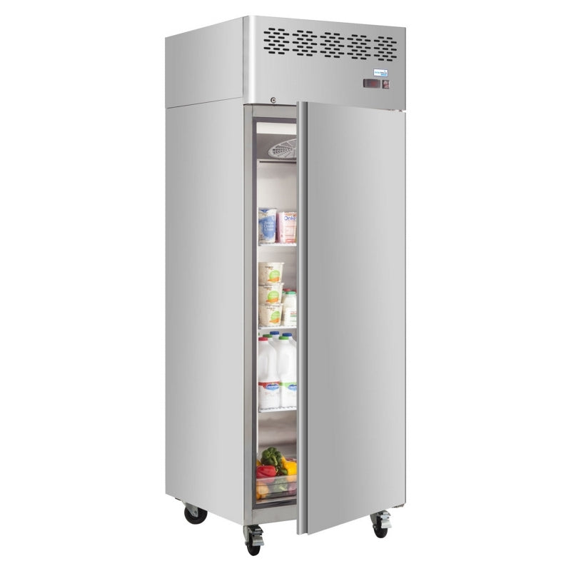 Interlevin Gastronorm One Door Refrigerator : CAR650