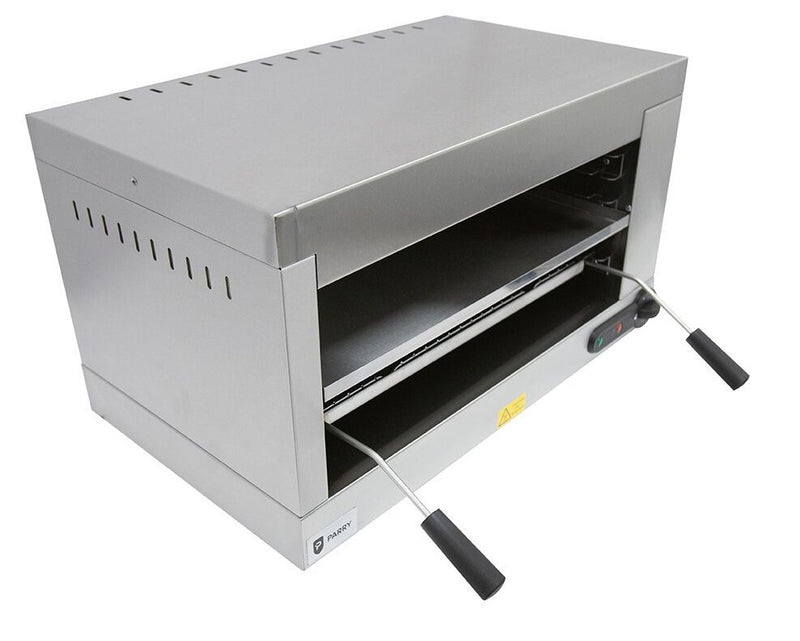 Parry 1872: Wall Grill Salamander Grill