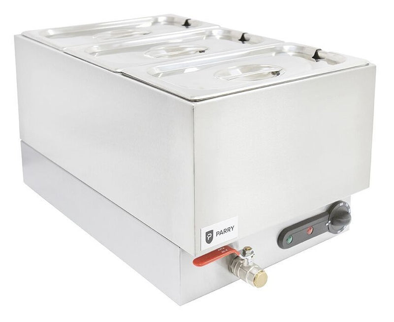 Parry 1885FB Electric Wet Well Bain Marie