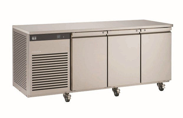 Foster EcoPro Three Door Refrigerated Counter EP1/3H : EP1/3H 12-176