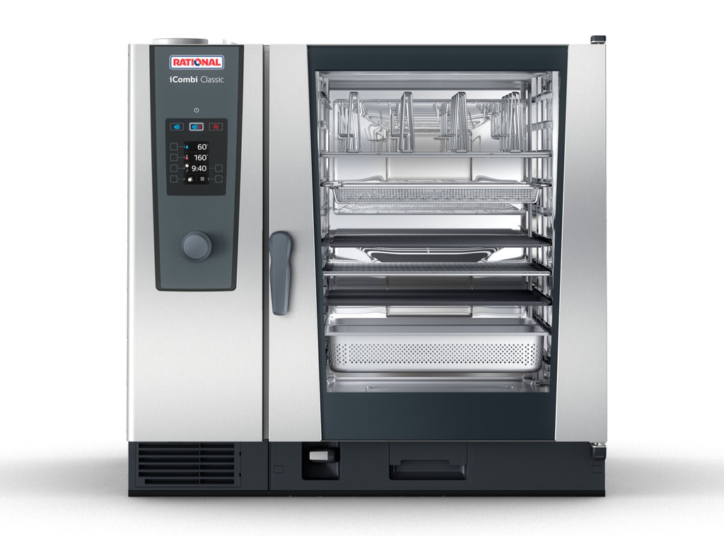 Rational 10 Rack iCombi Classic Electric 10-2/1