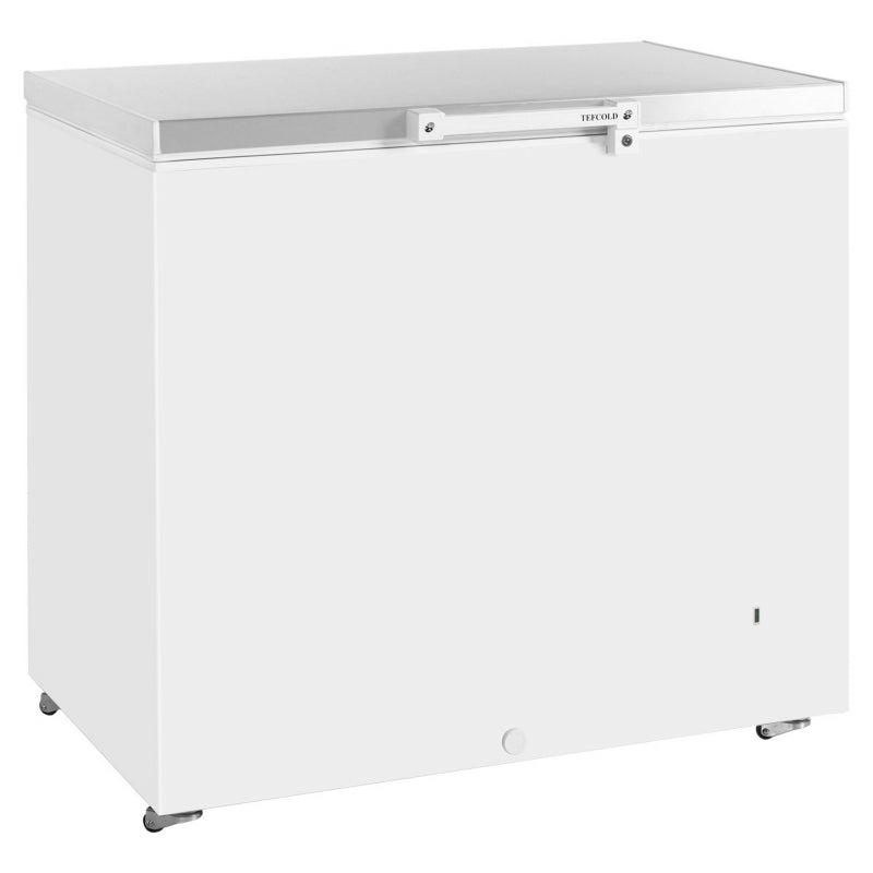 Interlevin Solid Lid Chest Freezer Stainless Steel Range : GM600SS