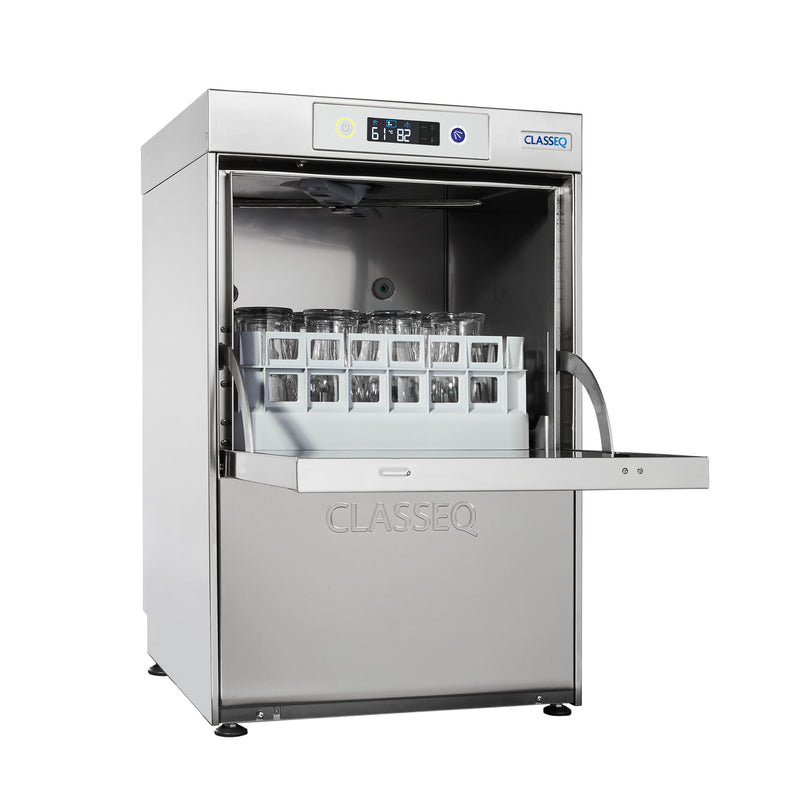 Loaded Classeq Duo Undercounter Glasswasher G400DUO
