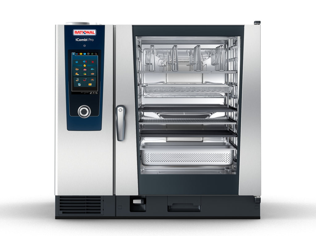 Rational 10 Rack iCombi Pro Electric 10-2/1