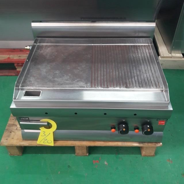 Lincat 600mm Gas Griddle GS7R/P
