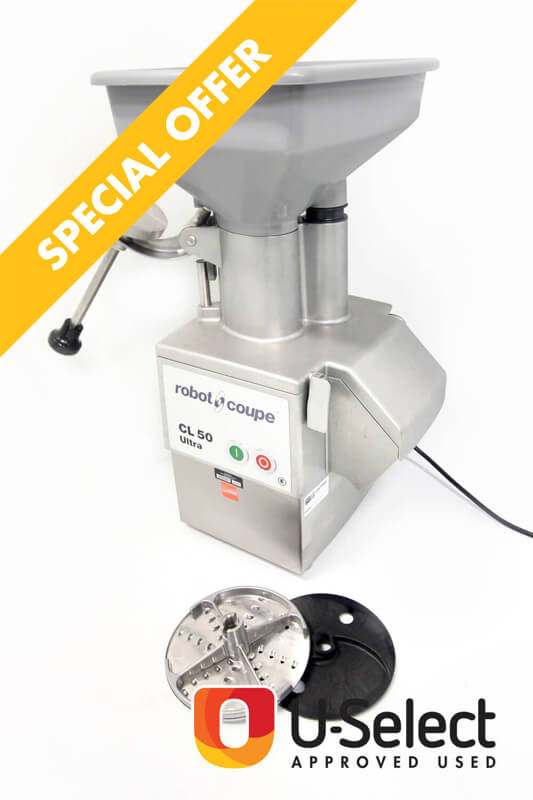 Robot Coupe CL50 Veg Prep Machine Special Offer